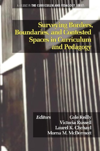 Surveying Borders, Boundaries, and Contested Spaces in...