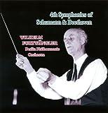 シューマン:交響曲第4番ニ短調Op.120 他 [モノラル] (Schumann, Beethoven : Symphony No. 4 /Furtwangler, BPO (1953 & 1943 Live) )