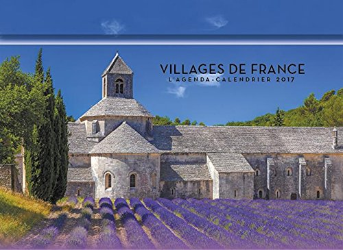 lagenda-calendrier-villages-de-france-2017