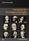 Analytische Sozialpsychologie: Texte aus den Jahren 1910-1980, 2 Bände