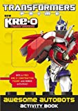 Hasbro Entertainment & Licensing (France) Transformers Prime Kre-O: Awesome Autobots