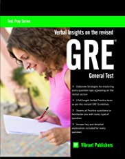 Verbal Insights on the revised GRE General Test (Test Prep Series)