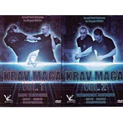 Krav Maga 2 DVD Box Set