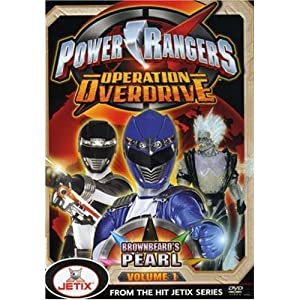 Power Rangers: Operation Overdrive, Vol. 1 movie