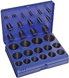 Buna-N O-Ring Kit, 70A Durometer, 382 Pieces, 30 Sizes