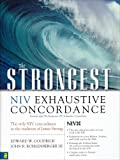 The Strongest NIV Exhaustive Concordance (0310266599) by Goodrick, Edward W.