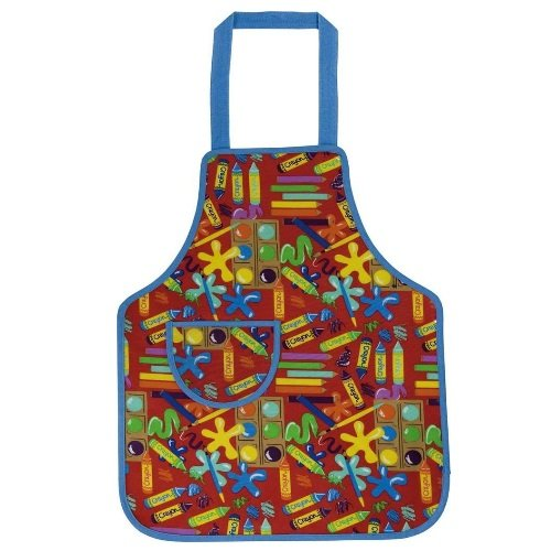 Painting Child's PVC Apron