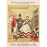 The Belle of Belgrave Square (V&A Custom Print)