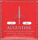 AUGUSTINE CLASSIC-RED MEDIUM TENSION CLASSICAL GUITAR STRINGS