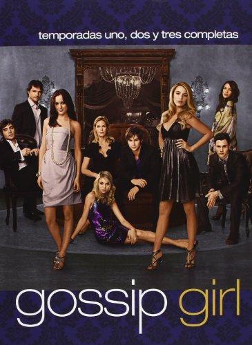 Gossip Girl 1+2+3 [DVD]