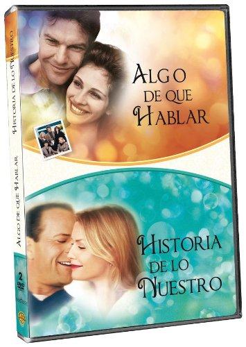 Algo de que hablar + Historia de lo nuestro [DVD]