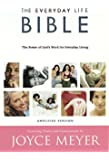 Everyday Life Bible Amplified HC