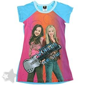Hannah Montana the Best of Both Worlds Nightgown for Girls