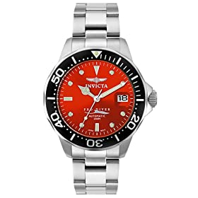 Invicta Men's Pro Diver Automatic Stainless Steel Watch #6015