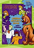 Scooby Doo Floor Puzzle & Activity Book