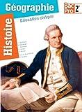 Histoire-Géographie - Education civique Sde Bac Pro