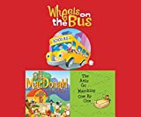 img - for Wheels On The Bus; Old MacDonald Had a Farm; & The Ants Go Marching One By book / textbook / text book