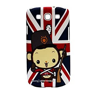 Pinery Card Style Hard Back Case Cover For S3 I9300