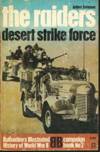 The Raiders: Desert Strike Force, ARTHUR SWINSON