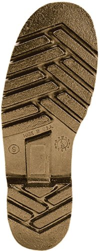 Honeywell Safety 74928-5 Servus Men's Shrimp Mid Boot with Plain Toe, Size-5, White