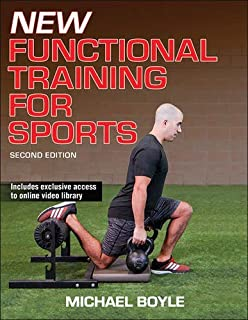 Book Cover: New Functional Training for Sports 2nd Edition