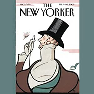 The New Yorker, February 9 & 16, 2009: Part 2 (George Packer, Jerome Groopman, Steven Millhauser) | [George Packer, Jerome Groopman, Steven Millhauser]