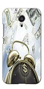 NAV PRINTED BACK COVER For Meizu M3