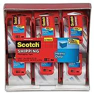 3850 Heavy-Duty Packaging Tape in Sure Start Disp., 1.88