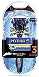 Wilkinson Sword Hydro 5 Rasierapparat mit 3 Klingen im Movember Pack
