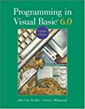 img - for Programming in Visual Basic 6.0 Update Edition with CD book / textbook / text book