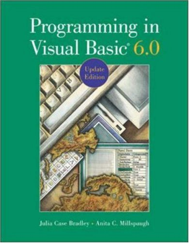 Programming in Visual Basic 6.0 Update Edition with CD (Programming In Julia compare prices)