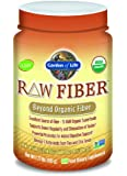Garden of Life RAW Organic Fiber, 803g Powder