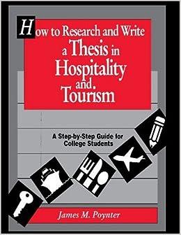 Dissertation hospitality