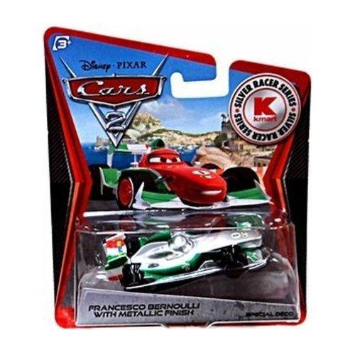 disney-pixar-cars-2-exclusive-155-die-cast-car-silver-racer-francesco-bernoulli-with-metallic-finish