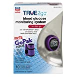 Rite Aid True2go Blood Glucose Monitoring System, 1 ea