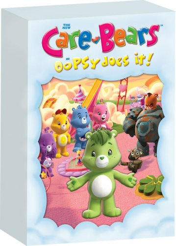 Care Bears - Oopsy Does It (With Toy)Care Bears - Oopsy Does It (With Toy)