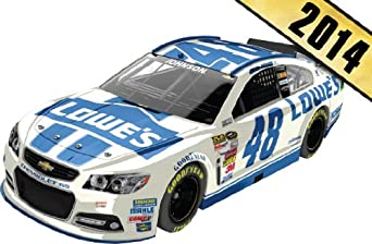 Buy Jimmie Johnson # 48 Lowe's 2014 Chevrolet SS NASCAR Diecast Car, 1:64 Scale by Lionel Racing