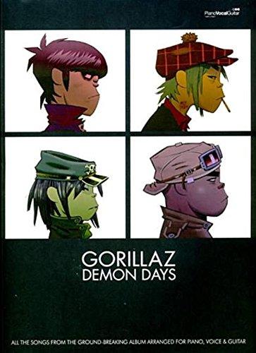 demon-days-pianovocalguitar-pvg