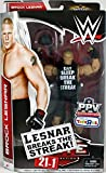 Mattel, WWE, Elite Series Exclusive Action Figure, Brock Lesnar (Lesnar Breaks the Streak 21-1)