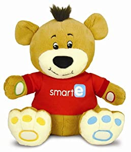 Intellitoys Smart-e-Bear Learning Toy, Tan
