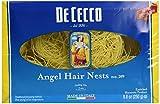 DeCecco Pasta Angel Hair 8.8 OZ