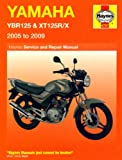 Yamaha YBR125 and XT125R/X Service and Repair Manual: 2005 to 2009 (Haynes Service and Repair Manuals)