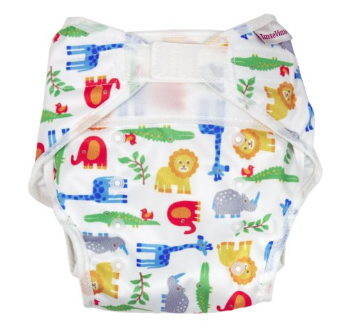 Imse Vimse One Size Diaper (Zoo)