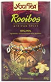 Yogi Tea Rooibos 15 Organic Teabags (Pack of 8, Total 120 Teabags)