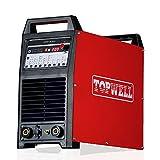TOPWELLアルミAC/ DC TIG溶接機ティグ/スティック溶接機ALUTIG-200P