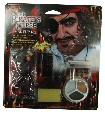 Pirate Horror Character Kit - 1