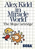 Alex Kidd in Miracle World (Mega Cartridge for Sega Master System)