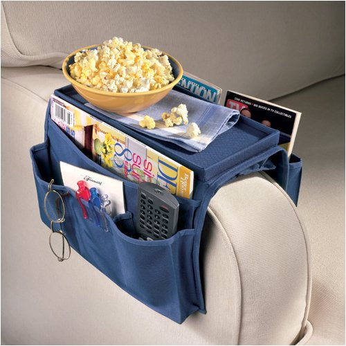 Talus Sofa Over Arm Caddy Organizer