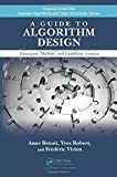 img - for A Guide to Algorithm Design: Paradigms, Methods, and Complexity Analysis (Chapman & Hall/CRC Applied Algorithms and Data Structures series) book / textbook / text book