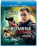 The Bourne Identity [Blu-ray + DVD] (Bilingual)